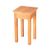 Sterling Signature Stool in Natural 6500553 photo thumbnail