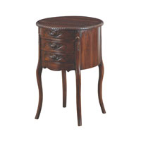 Signature 20 X 20 inch Mahogany Side Table Home Decor