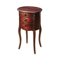 Sterling Signature Side Table in Mahogany 6500806