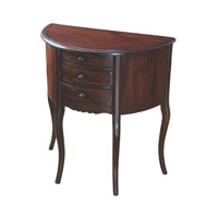 Sterling Signature Side Table in Mahogany 6500807