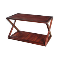 Sterling Signature Side Table in Mahogany 6500809