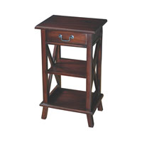 Sterling Signature Side Table in Mahogany 6500815