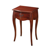 Sterling Signature Side Table in Mahogany 6500836