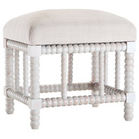 Signature Heritage Grey Stain White Wash Bench