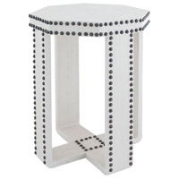 Baby Queen 16 inch Stone Side Table Home Decor
