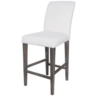 Sterling 7011-124 Couture 42 inch Heritage Stain & White Wash Stool