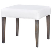 Sterling 7011-125 Couture Heritage Stain & White Wash Bench