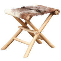 Sterling 7011-1611 Kemosabe 18 inch Natural Stool