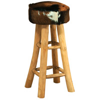 Gallop 32 inch Natural Stool
