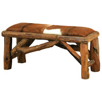 Gaucho Natural Bench
