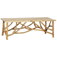 Sterling 7011-1625 Indian Summer 52 X 28 inch Natural Coffee Table