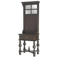 Heathcliff Heritage Grey Stain Hall Tree