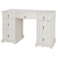 Sterling Loretta Desk in Cappucino Foam 7011-462