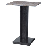 Sterling 7159-059 Bistro 28 X 20 inch Natural Woodtone & Black Side Table