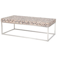 Terrene 47 X 24 inch Natural Teak Coffee Table Home Decor