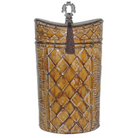 Sterling Industries Harlequin And Tassel Urn 72-4241
