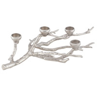 Sterling Sprigge Candle Holder in Nickel 8178-065