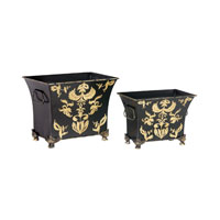 Sterling Industries Set of 2 Phoenix Planters 84-0126