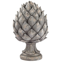 Sterling Artichoke Decor in Aged Grey 87-001
