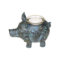 Sterling Industries Little Pig Votive Decorative Accessory 87-1804