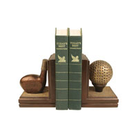 Sterling Industries Pair Bruntsfield Links Bookends Decorative Accessory 87-2023