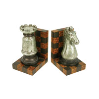Sterling Industries Grand Master Bookends Decorative Accessory 87-2346