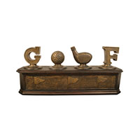 Sterling Industries Golf Lovers Box Decorative Accessory 87-3202