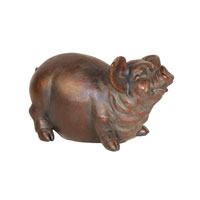 Sterling Industries Pudgy Porky Statue 87-3474