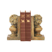 Sterling Industries Pair Floral Urn Bookends Decorative Accessory 87-4380