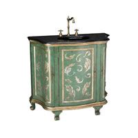 Sterling Industries Aquarelle Vanity With Sink Cabinet and Sink 88-1011SM photo thumbnail
