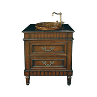 Sterling Industries Yarmouth Vanity Sink Chest Cabinet and Sink 88-1625SM