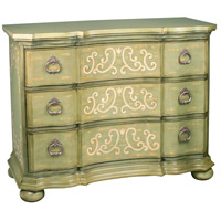 Sterling Industries Argent Scroll Chest 88-3178