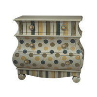 Sterling Industries Victorian Chest in Santana 88-9003