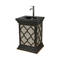 Sterling Signature Vanity Unit in Matt Black 88-9013