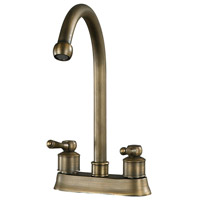Signature Antique Brass Faucet