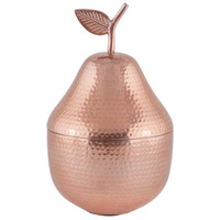 Sterling 8900-004 D Anjou Copper Container, Pear