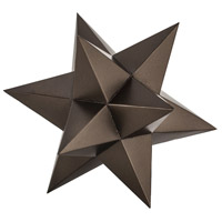 Sterling Signature Aged Bronze Table Top Stars 8903-033