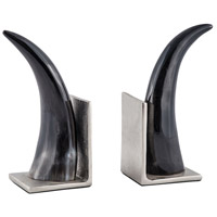 Sterling 8903-042/S2 Abilene Natural with Nickel Bookend