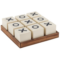 Crossnought Cream, Natural Tic-Tac-Toe Game