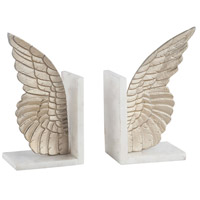 Seraph 5 X 4 inch Champagne Gold Bookend
