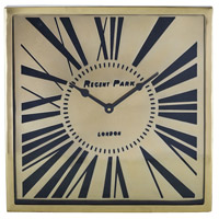 Sterling 8983-039 Regent Park 14 X 14 inch Wall Clock
