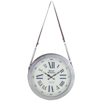 Sterling 8983-042 Bond Street 16 X 16 inch Wall Clock