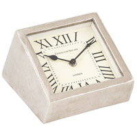 Signature 6 X 6 inch Desk Clock