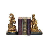 Sterling Industries Pair Tuscan Scroll Bookends Decorative Accessory 91-1458