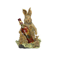 Sterling Industries Rabbit Wine Holder Decorative Accessory 91-1558