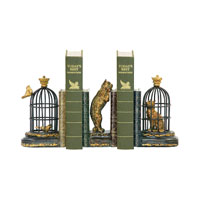 Sterling Industries Set Trading Places Bookends Decorative Accessory 91-2326