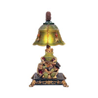 Resting Queen Frog 12 inch 15 watt Table Lamp Portable Light