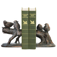 Sterling Industries Pair Continuing Branch Bookends Decorative Accessory 91-3799