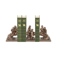 Sterling Industries Set of 3 Secret Tree Bookends Decorative Accessory 91-4072
