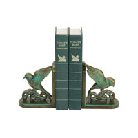 Sterling Industries Pair Chastain Bookends Decorative Accessory 91-4747 photo thumbnail